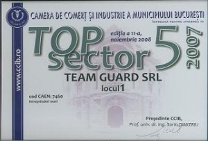 Loc 1 sector 5 2007 Team Guard