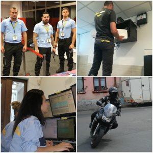 Servicii complete de securitate, Team Guard