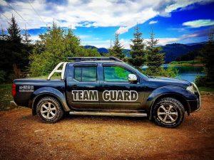 Alege profesionalismul, alege firma de paza Team Guard